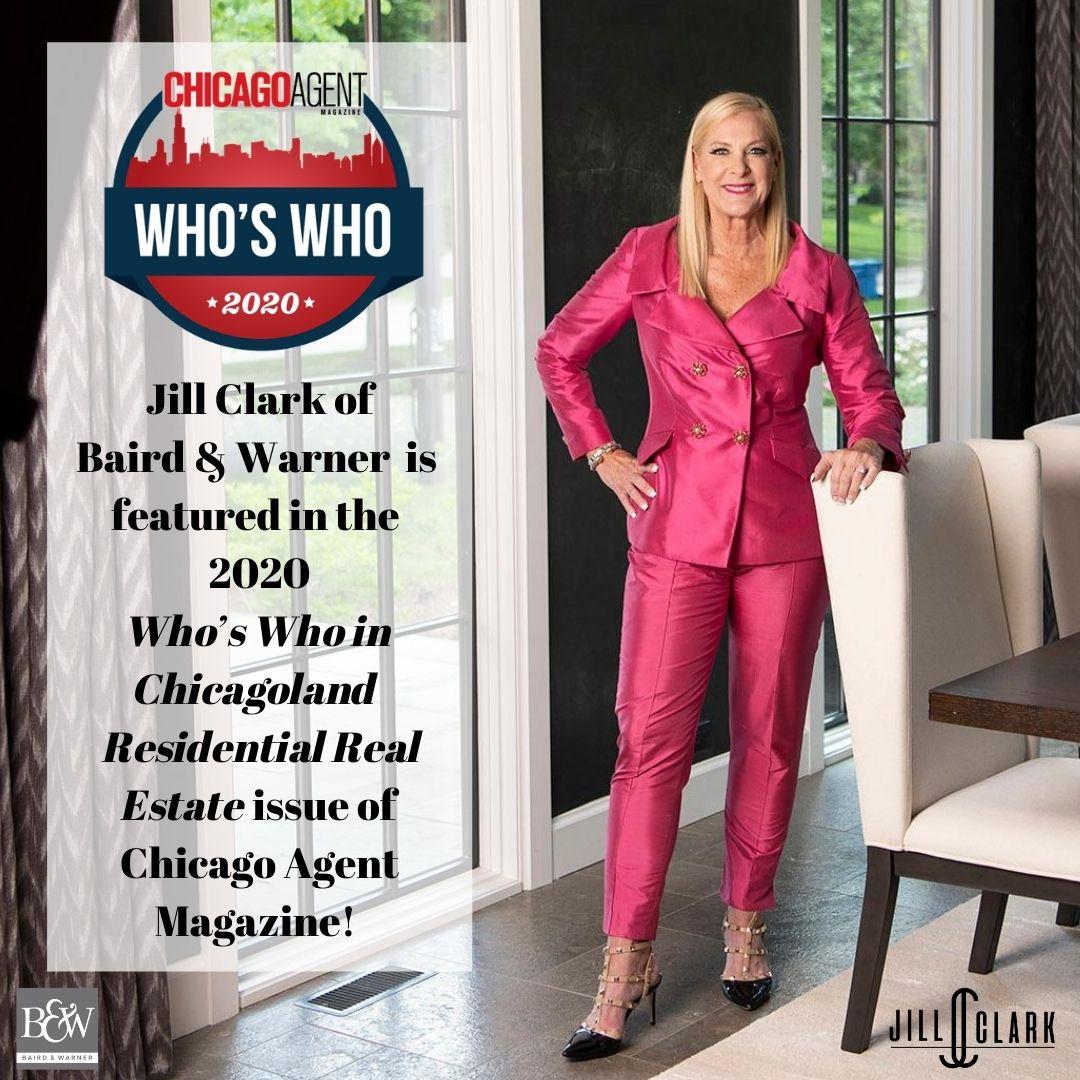 Jill Clark Chicago Agent Magazine